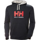 Helly Hansen Logo mid layer Uomo blu